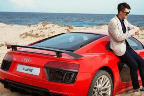 Audi sắp ra mắt siêu xe R8 Coupé tại Hà Nội