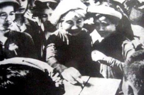 Ký ức về ngày bầu cử Quốc hội đầu tiên của nước Việt Nam thống nhất