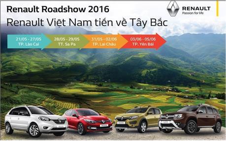 Renault Việt Nam tổ chức lái thử xe quy mô lớn đầu tiên