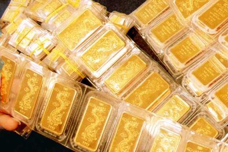 Giá vàng châu Á ngày 20/5 giảm mạnh