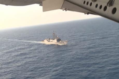 Máy bay Ai Cập mất tích:  Phát hiện thêm một phần thi thể nạn nhân