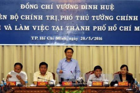 Phân cấp mạnh hơn cho Tp. Hồ Chí Minh về quản lý tài chính