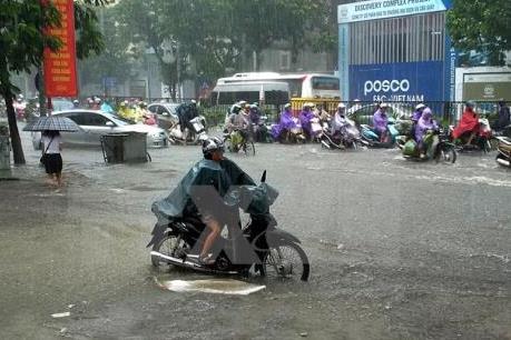 Dự báo thời tiết 21/5: Bắc Bộ mưa dông, vùng núi đề phòng lũ quét