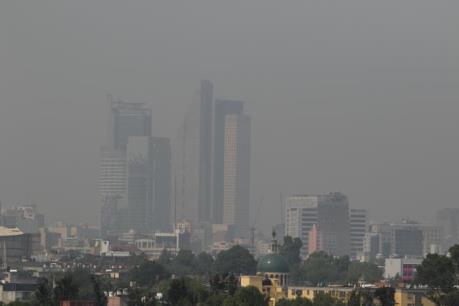 Mexico báo động ô nhiễm không khí lần thứ 3 trong tháng 5