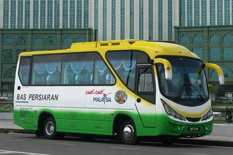 Malaysia cấm thuê người nước ngoài lái xe thương mại