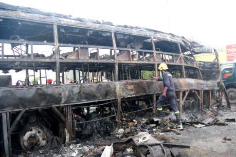 Tai nạn xe khách tại Bình Thuận: Bảo Việt tạm ứng bồi thường cho nạn nhân