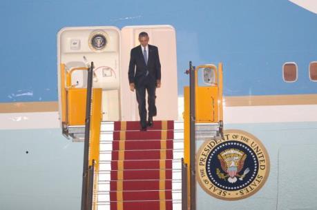 Chuyến đi hướng tới tương lai của Tổng thống Mỹ Barack Obama