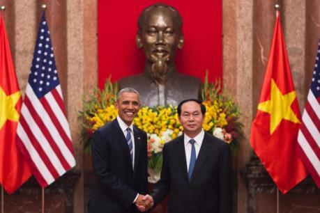 Chùm ảnh lễ đón chính thức Tổng thống Hoa Kỳ Barack Obama