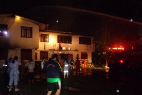 Thái Lan: Hỏa hoạn tại kí túc xá trường học, 17 nữ sinh thiệt mạng