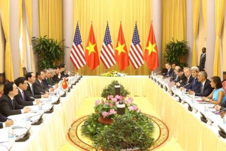Việt Nam muốn phát triển quan hệ ổn định, sâu rộng và hiệu quả với Hoa Kỳ
