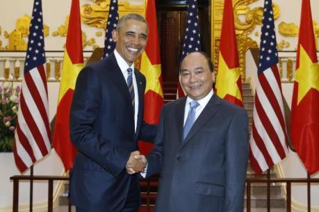 Thủ tướng đề nghị Hoa Kỳ sớm công nhận quy chế kinh tế thị trường của Việt Nam