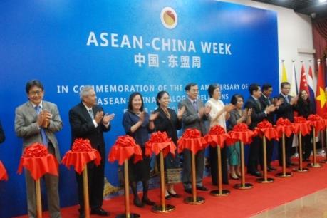 Tuần kỷ niệm 25 năm Quan hệ Đối thoại ASEAN –Trung Quốc