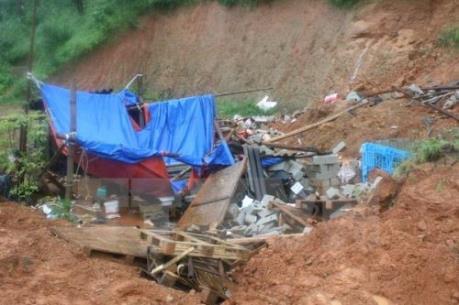 Cảnh báo xảy ra lũ ống, lũ quét, sạt lở đất ở vùng núi phía Bắc và Bắc Trung Bộ