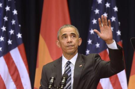 Tổng thống Mỹ Obama phát biểu trước hơn 2.000 học sinh, sinh viên Hà Nội
