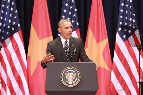 Bài nói chuyện của Tổng thống Obama với giới trẻ Hà Nội