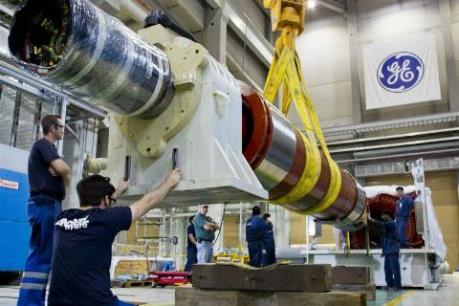 GE ký hợp đồng 1,4 tỷ USD với Saudi Arabia