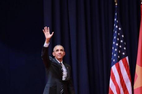 Tổng thống Obama: Xây dựng nền tảng vững chắc hơn cho quan hệ Hoa Kỳ - Việt Nam