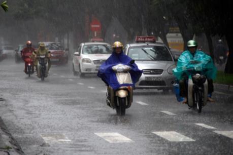 Dự báo thời tiết 25/5: Bắc Bộ, Tây Nguyên và Nam Bộ tiếp tục có mưa rất to