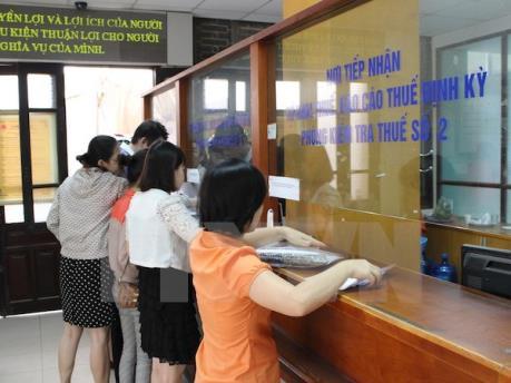 Hà Nội công bố danh sách 77 doanh nghiệp chây ỳ nộp thuế