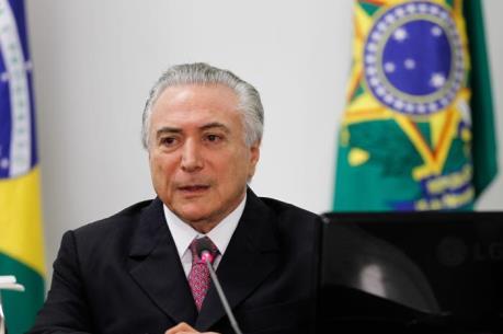Chính phủ lâm thời Brazil công bố gói cải cách kinh tế