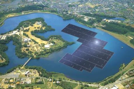 Pin Mặt trời nổi ngày một thịnh hành trên thị trường