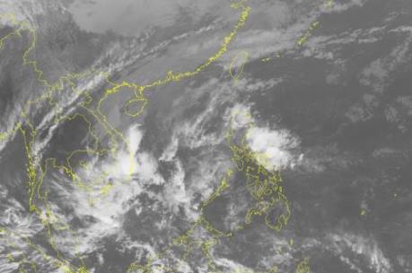 Tin mới nhất về vùng áp thấp mới hình thành trên biển Đông