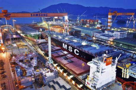 Hàn Quốc hạ dự báo nhịp độ tăng trưởng kinh tế