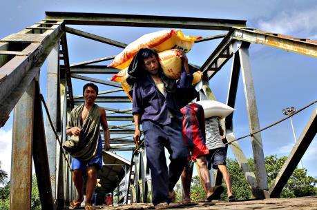 Myanmar đặt mục tiêu xuất khẩu 2 triệu tấn gạo