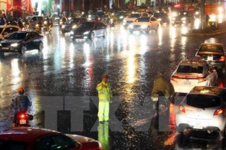 Dự báo thời tiết đêm 14/7: Các tỉnh miền Bắc tiếp tục mưa dông
