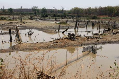 Mưa lớn trên diện rộng tại Đắk Lắk