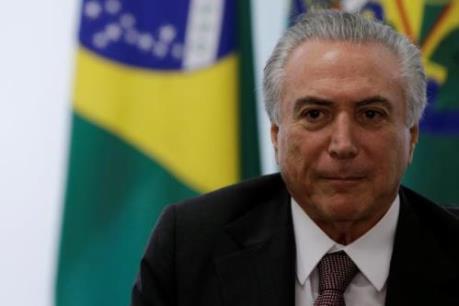 Quốc hội Brazil thông qua mức thâm hụt ngân sách kỷ lục