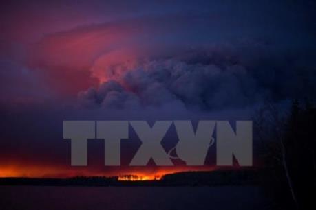 Tăng trưởng kinh tế Canada sẽ giảm mạnh do cháy rừng