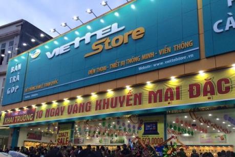 Viettel Store tung chương trình khuyến mại cuối tháng 5