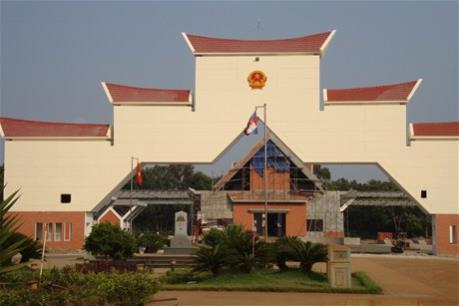 Tây Ninh điều chỉnh quy hoạch Khu kinh tế cửa khẩu Xa Mát