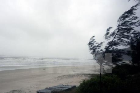 Dự báo thời tiết đêm nay, ngày mai: Áp thấp nhiệt đới di chuyển trên Biển Đông
