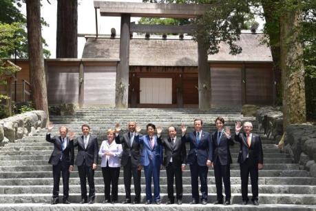 """G7: Kinh tế thế giới đối mặt """"những rủi ro nghiêm trọng"""""""