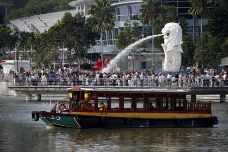 Triển vọng ảm đạm của kinh tế Singapore