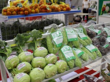 Chợ nông sản thực phẩm an toàn sẽ diễn ra 2 phiên/tháng