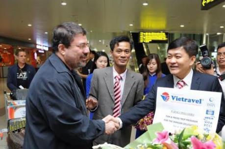 Công ty Du lịch Iran tìm hiểu thị trường Việt Nam