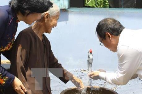 WB bổ sung gần 120 triệu USD cho cấp nước sạch và vệ sinh môi trường Việt Nam