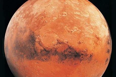 Phát hiện mới về Kỷ băng hà trên Sao Hỏa