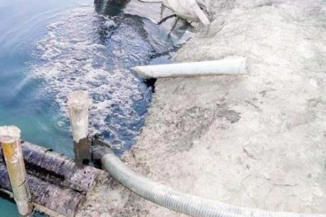CTCP dầu thực vật Quang Minh-Hưng Yên vẫn xả thải gây ô nhiễm môi trường