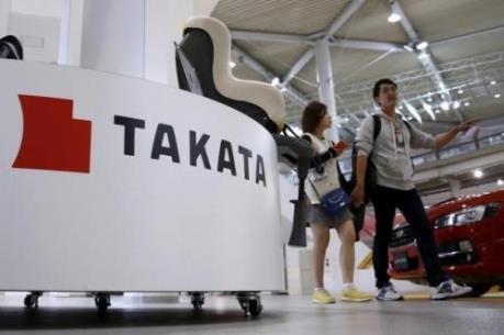 Nhật Bản thu hồi thêm 7 triệu xe do lỗi túi khí của Takata