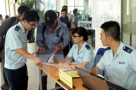 Vi phạm quy định về kiểm tra hải quan phạt đến 80 triệu đồng