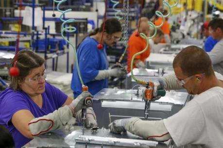 Tăng trưởng kinh tế Mỹ trong quý I/2016 cao hơn dự báo