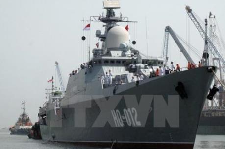 """Nga và Việt Nam thảo luận đóng thêm hai tàu khu trục """"Gepard"""""""
