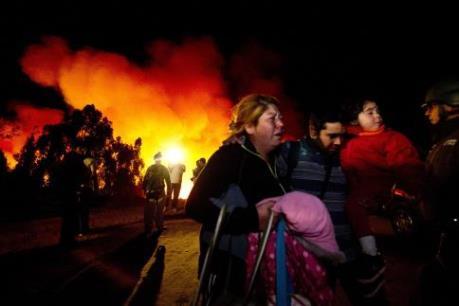 Hỏa hoạn tại Ukraine, ít nhất 16 người thiệt mạng