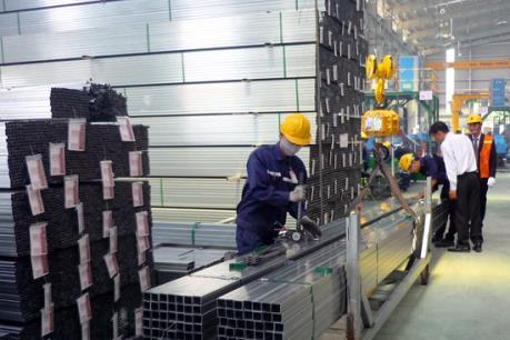 Triển lãm quốc tế ngành công nghiệp thép 2016