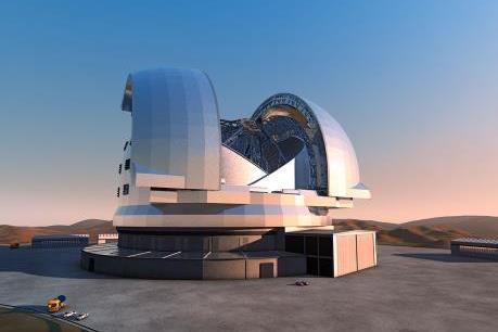 Italy tham gia xây dựng siêu kính thiên văn lớn nhất thế giới tại Chile