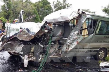 Tháng 5/2016, tai nạn giao thông tăng cả ba tiêu chí